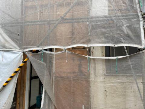 東京都新宿区木造2階建改修工事